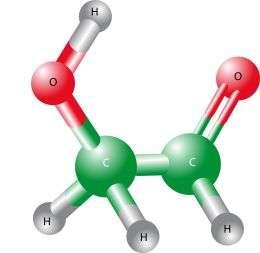 Sweet molecule could lead us to alien life