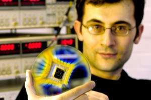 Graphene used to create world's smallest transistor