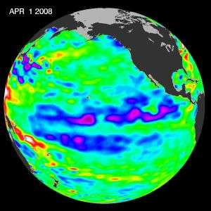 Larger Pacific Climate Event Helps Current La Nina Linger