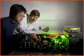Laser precision added to search for new Earths