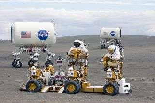 Lunar Truck