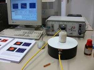 Pocket-sized magnetic resonance imaging