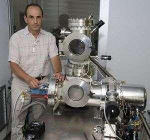 Nano-Sized Infrared Detector