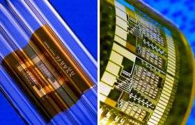 'Nanonet' circuits closer to making flexible electronics reality