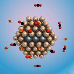 New nanoparticle catalyst brings fuel-cell cars closer to showroom