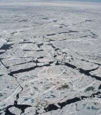 North Pole could lose summer ice