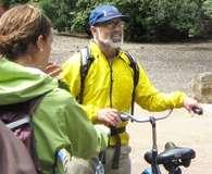 Pedal pusher: Engineering professor, students plan citywide bike paths