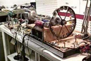 Inventor Doesn't Dare Say 'Perpetual Motion Machine'