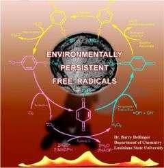 Persistent Free Radicals
