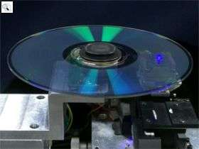 Pioneer's 16-layer optical disc