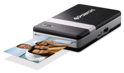 Polaroid ZINK printer