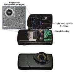 Prototype cell phone