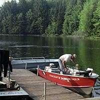 Reservoirs promote spread of aquatic invasive species