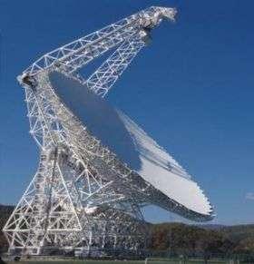 Robert C. Byrd Green Bank Telescope