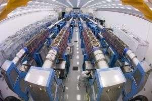 Rochester's Omega Laser Receives 50-Fold Power Increase to Become 'Petawatt' Laser