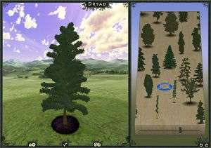 Stanford builds a better virtual world, one tree (or millions) at a time