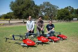 Stanford's 'autonomous' helicopters teach themselves to fly