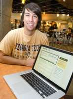 Student Helps Bloggers Overcome Writer's Block