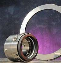 Ultrananocrystalline-diamond coating improves mechanical pump seals