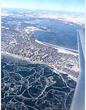 Winter Ice on Lakes, Rivers, Ponds: A Thing of the Past?