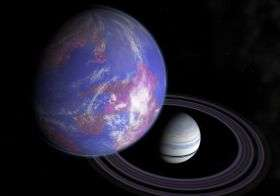 Wobbly planets could reveal Earth-like moons
