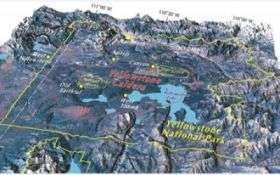 Yellowstone's ancient supervolcano: Only lukewarm?