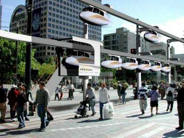Are Magnetically Levitating 'Sky Pods' the Future of Travel?