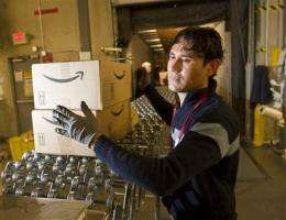Consumers still flock to Amazon: profit up 62 pct (AP)