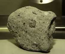 dating lunar rocks