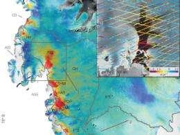 NASA Ice Satellite Maps Profound Polar Thinning
