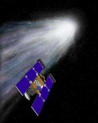 NASA researchers make first discovery of life's building block in comet