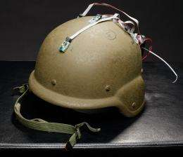 Network turns soldiers' helmets into sniper location system