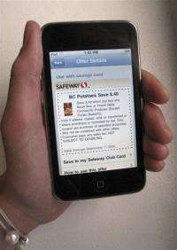 New generation of coupons means users clip less (AP)