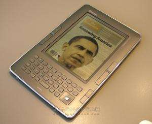Qualcomm's next e-book to use a mirasol display