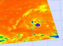 Tropical depression 2 on shaky ground, 3 other areas to watch on weekend