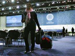 Climate talks end with eye on next year (AP)