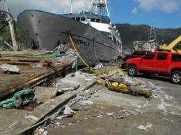 Community education and evacuation planning saved lives in Sept. 29 Samoan tsunami
