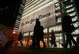 The New York Times unveiled plans on Thursday to eliminate several weekly sections of the newspaper