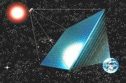 $21 Billion Orbiting Solar Array