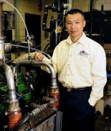 Iowa State researchers developing clean, renewable energy for ethanol industry