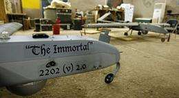 The Wall Street Journal said militants had intercepted the unencrypted downlink between US drones and ground control