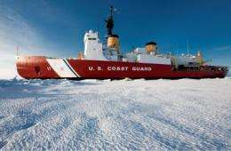 International expedition investigates climate change, alternative fuels in Arctic