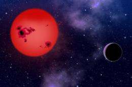 Astronomers find super-Earth using amateur, off-the-shelf technology