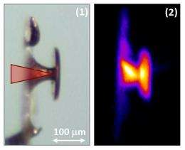 Laser accelerated protons to the highest energies so far