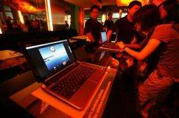 Acer to offer Google's Android in netbook PCs (AP)
