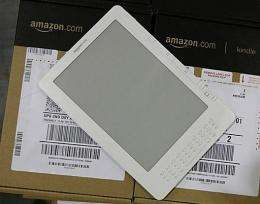 "Amazon's new Kindle DX 9.7"" Wireless Reading Device is ready for shipment at the warehouse"