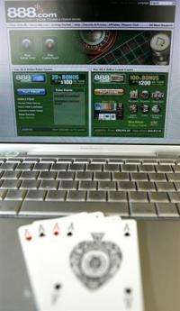 An EU investigation found US laws discriminate against foreign online gambling and betting companies
