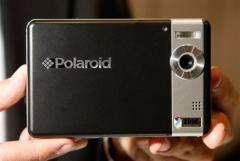 A Polaroid Pogo Instant Digital Camera