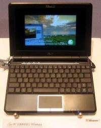 Asus Eee 1000HG Netbook