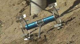 Axel rover prototype